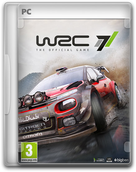دانلود بازی WRC 7 FIA World Rally Championship برای PC
