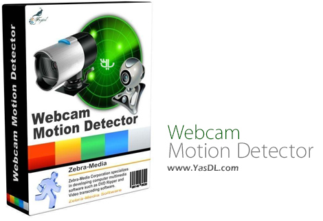 Zebra Webcam Motion Detector 2.4 – Detect The Movements Of The CCTV Cameras