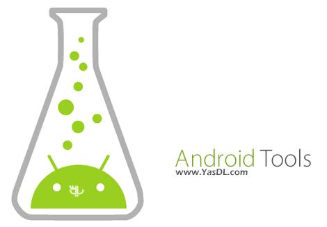 دانلود Android Tools 0.13 - نرم افزار برنامه نویسی اندروید