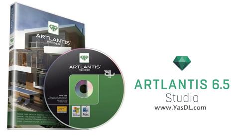 دانلود Abvent Artlantis Studio 6.5.2.14 x64 - موتور پیشرفته رندرینگ طرح های 3 بعدی