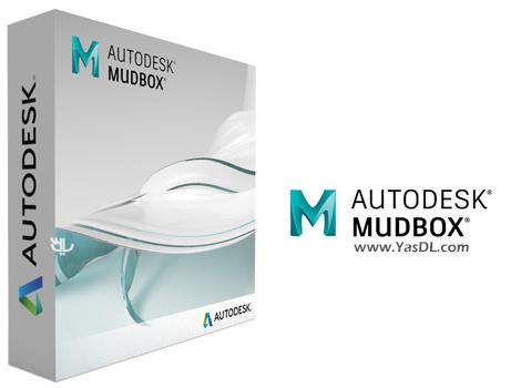 دانلود Autodesk Mudbox 2018.1 - نرم افزار طراحی مدل های 3 بعدی