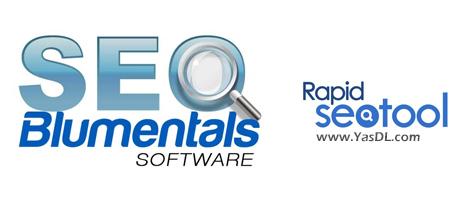 دانلود Blumentals Rapid SEO Tool 2.7 + Portable - آنالیز و سئوی صفحات وب