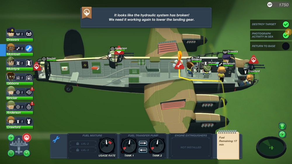 Bomber Crew Challenge Mode For PC