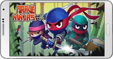 دانلود بازی Brave Ninja 1.05 - نینجای شجاع برای اندروید