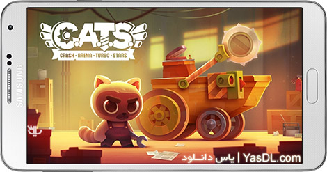 CATS Crash Arena Turbo Stars 2.25.1 Battle Of Robots For Android