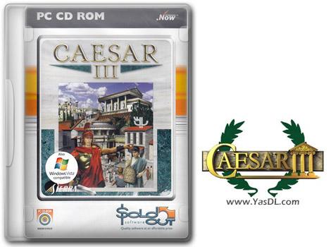 دانلود بازی Caesar 3 برای PC