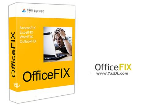 دانلود Cimaware OfficeFIX Professional 6.121 - ترمیم و بازیابی اسناد آفیس