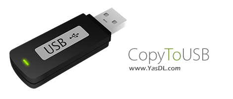 CopyToUSB 4.0.5 – Software Installed Windows With Flash Drive
