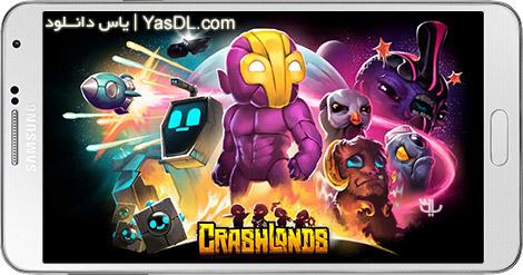 دانلود بازی Crashlands 1.2.20 - سقوط زمین برای اندروید