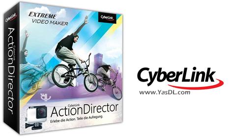 دانلود CyberLink ActionDirector Ultra 3.0.2219.0 - ساخت و ویرایش ویدیوهای اکشن