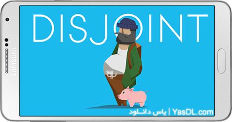 دانلود Disjoint 0.1.201709 - بازی فکری کشف گنجینه ها برای اندروید