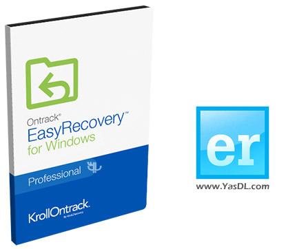 دانلود EasyRecovery Professional بازیابی اطلاعات و تعمیر فایل های از دست رفته