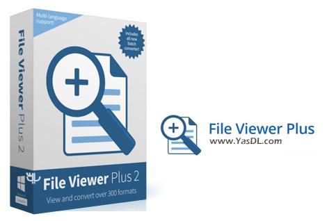 دانلود File Viewer Plus 2.2.0.45 + Portable - سازماندهی و مشاهده انواع فایل ها