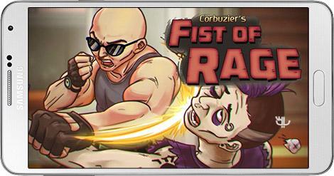 دانلود Fist of Rage 2D Battle Platformer 1.4 - مشت خشم برای اندروید + پول بی نهایت