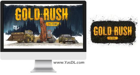دانلود بازی Gold Rush The Game برای PC