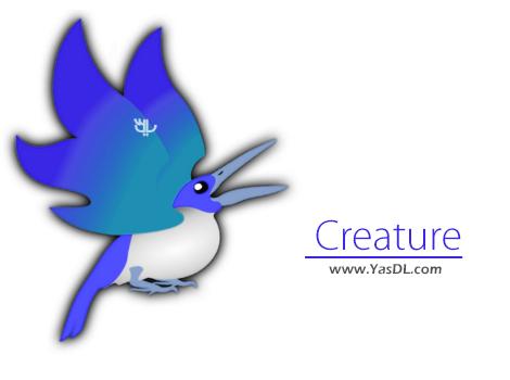 دانلود Kestrel Moon Creature 3.23 - نرم افزار انیمیشن سازی 2 بعدی