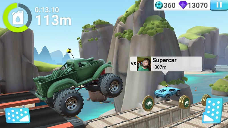 MMX Hill Dash 2 9.00.11909 For Android + Infinite Money