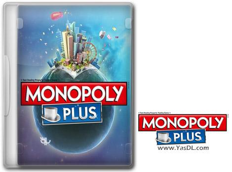 دانلود بازی MONOPOLY PLUS برای PC