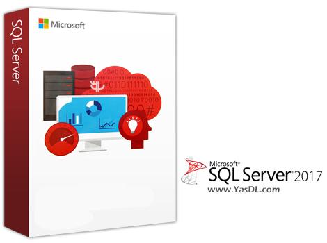 دانلود Microsoft SQL Server 2017 - تمامی نسخه های اس کیو ال سرور 2017