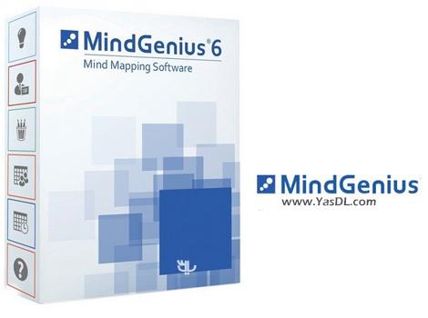 دانلود MindGenius Business 6.0.4.6659 - نرم افزار طراحی نقشه های ذهنی