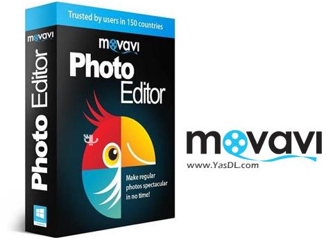 دانلود Movavi Photo Editor 4.4.0 + Portable - استودیوی ویرایش عکس