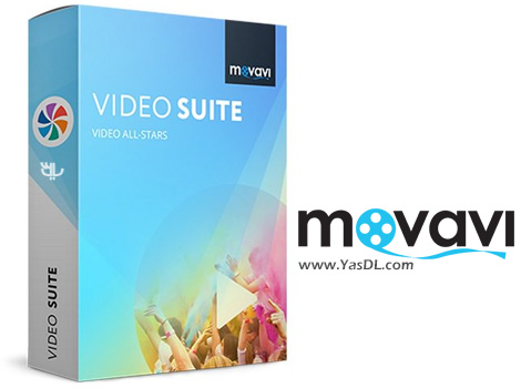 Movavi Video Suite 17.5.0 + Portable - Video Editing And Editing Software
