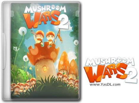 دانلود بازی Mushroom Wars 2 برای PC