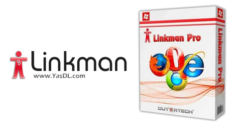 دانلود Outertech Linkman Pro 8.9.9.11 - مدیریت بوکمارک در مرورگرهای وب