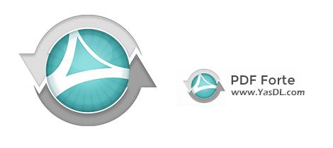 دانلود PDF Forte 2.2.1 - تبدیل اسناد مختلف به PDF