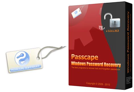 دانلود Passcape Windows Password Recovery 11.1.2.1005 - بازیابی رمز کاربری در ویندوز