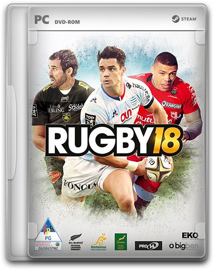 RUGBY 18 For PC