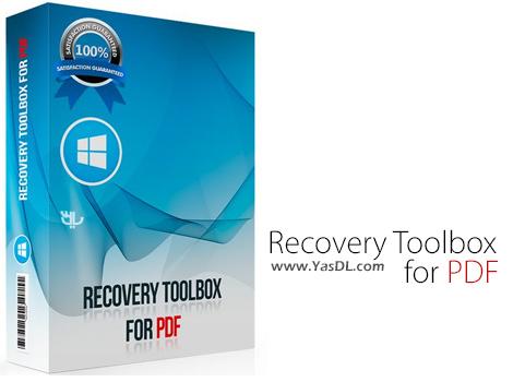 Recovery Toolbox for PDF.cover  - دانلود Recovery Toolbox for PDF 2.7.15.0 - ترمیم و بازیابی فایل های PDF