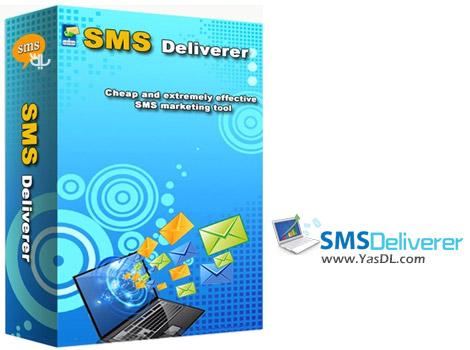 دانلود SMS Deliverer Enterprise 2.7 - نرم افزار ارسال و دریافت پیامک های انبوه
