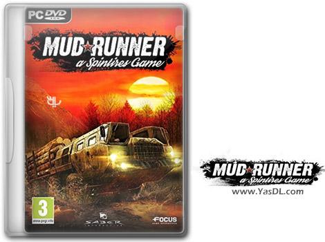 دانلود بازی Spintires MudRunner برای PC
