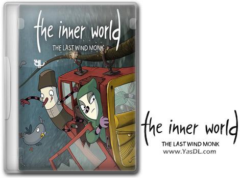 دانلود بازی The Inner World The Last Wind Monk برای PC