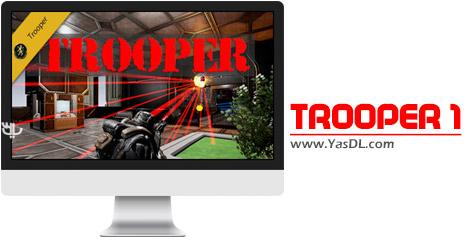 دانلود بازی Trooper 1 برای PC