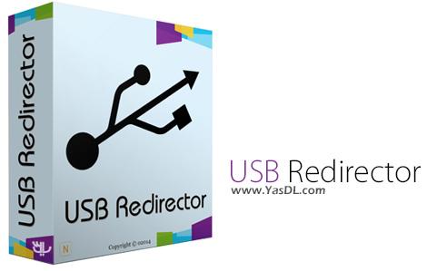 دانلود USB Redirector Client 6.8.0.2820 - به اشتراک گذاری حافظه USB در شبکه