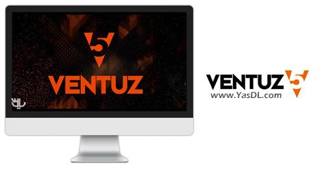 دانلود Ventuz Designer 5.3.4.576 x64 - طراحی محیط 3 بعدی برای طرح های تعاملی