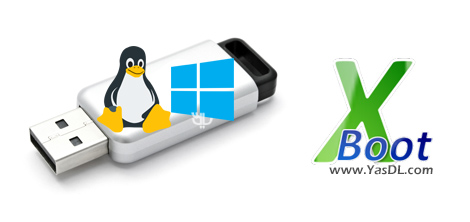 XBoot 1.0 Beta 14 – Software To Build Flash Memory, Multi-boot