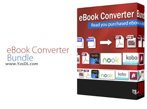 EBook Converter Bundle 3.19.918.425 Decrypt And Convert Ebooks