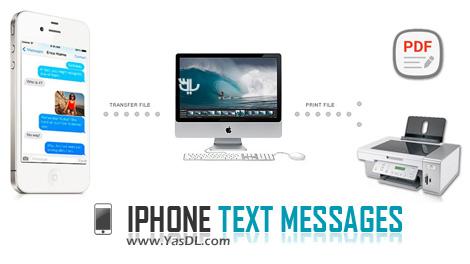 دانلود iPhone Text Messages 1.9.0 - پشتیبان گیری از پیامک های آیفون