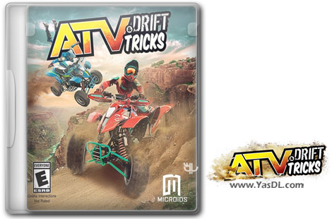دانلود بازی ATV Drift and Tricks برای PC