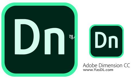 دانلود Adobe Dimension CC 2018 1.0.0 - نرم افزار طراحی اشیای سه بعدی