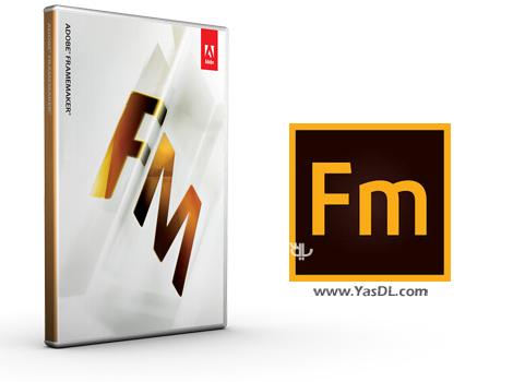 دانلود Adobe FrameMaker 2017 14.0.3 - نرم افزار پردازش متن و نشر رومیزی