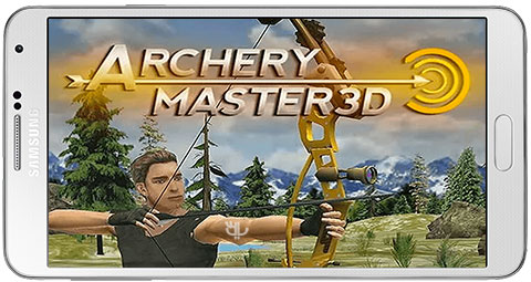 Archery Masters 3D - دانلود بازی Archery Masters 3D 2.7 - تیر اندازی با کمان برای اندروید + نسخه بی نهایت