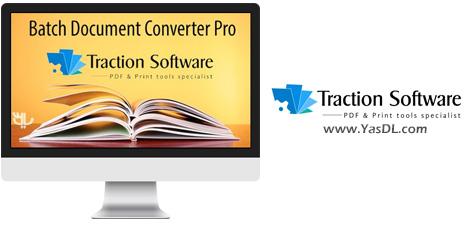 دانلود Batch Document Converter Pro 1.11 x86/x64 - نرم افزار تبدیل فرمت اسناد به PDF