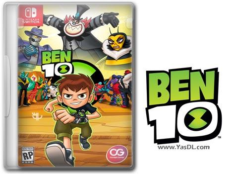 دانلود بازی Ben 10 برای PC