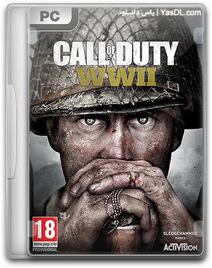 دانلود بازی Call of Duty WWII برای PC