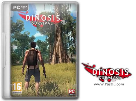 دانلود بازی Dinosis Survival Episode 2 برای PC