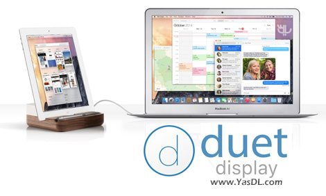 Duet Display 1.8.6.0 Use Android And IPhone As The Second Computer Display